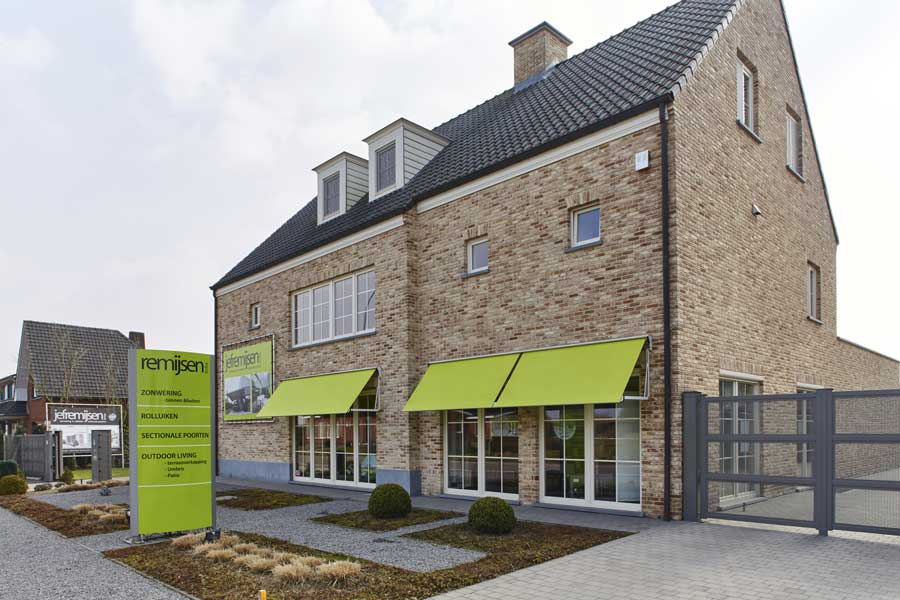 Terrasoverkapping Turnhout